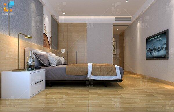 Phòng ngủ mẫu gạch Viglacera