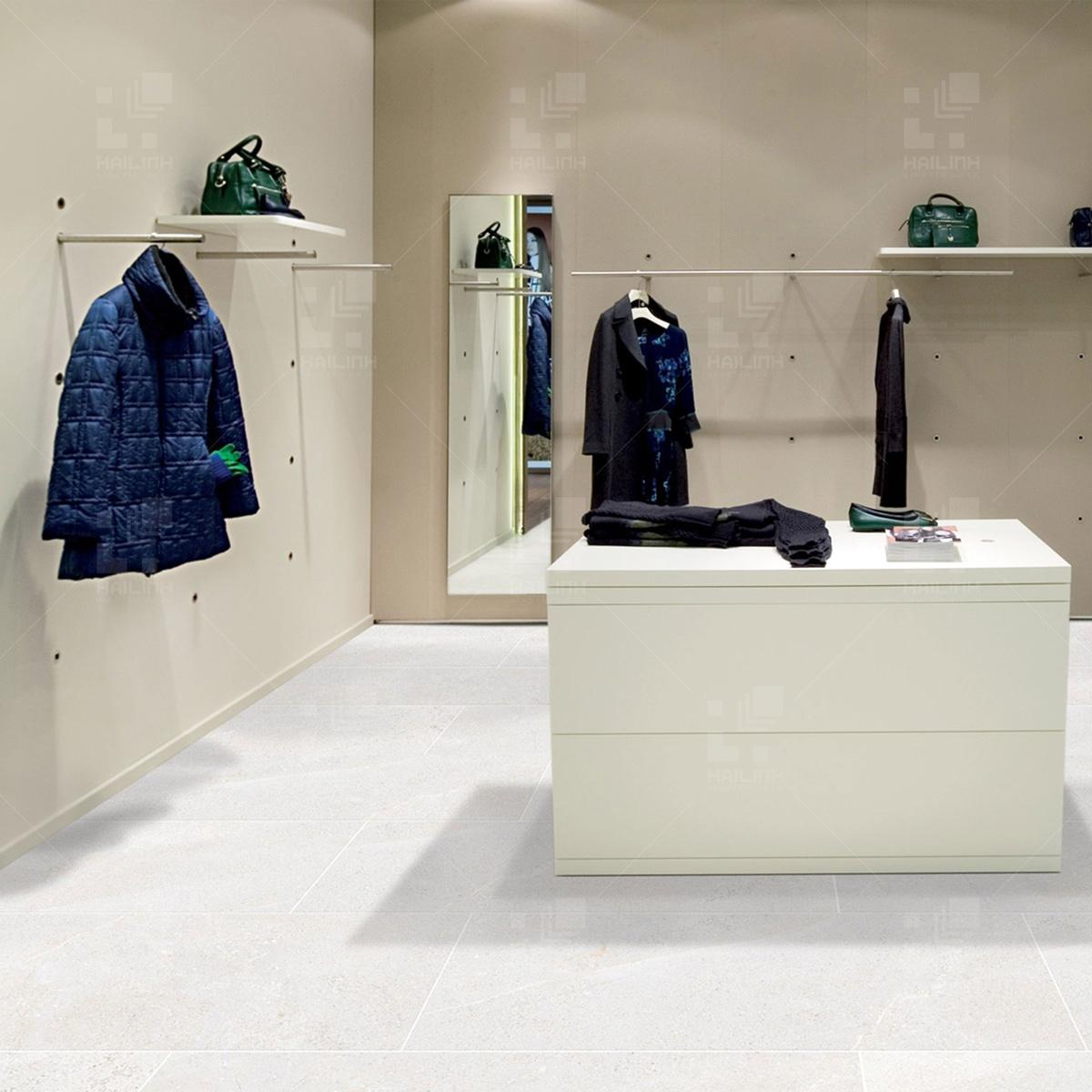 Bộ sưu tập phòng mẫu gạch Euro Tile