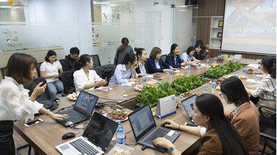 Hải Linh phối hợp cùng Friendship tổ chức chương trình đào tạo sản phẩm mới tháng 10/2020