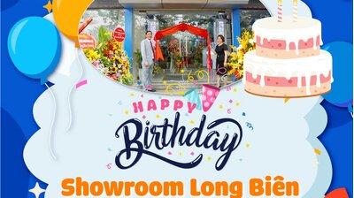 Showroom Hải Linh – Long Biên mừng sinh nhật 2 tuổi (10/11/2018-10/11/2020)