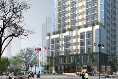 Dự án nhà ở cho CBCS Công an TP Hà Nội, tại Văn Quán, quận Hà Đông