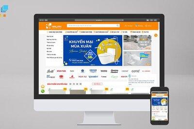 [Cafef] Hailinh.vn – mua sắm vật liệu xây dựng online chỉ với vài cú 'click chuột'