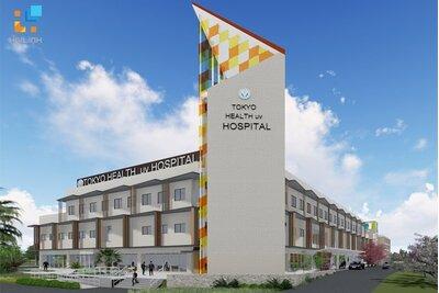 Dự án bệnh viện đại học y khoa Tokyo Ecopark