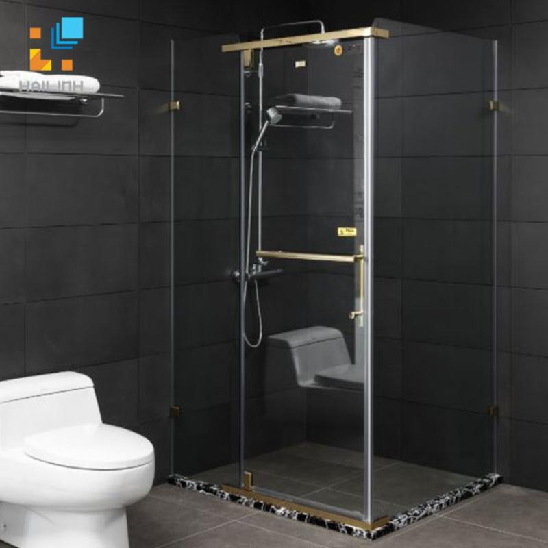 Phòng tắm kính Fendi FDG-1X3