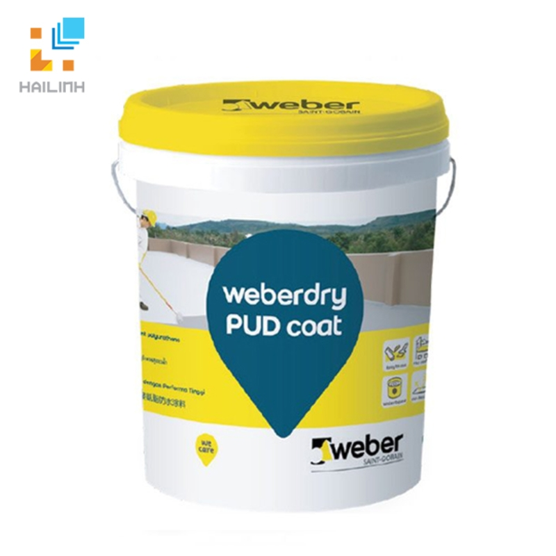 Keo chống thấm Weber.dry PUD coat