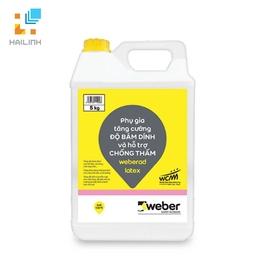 Phụ gia Weber latex