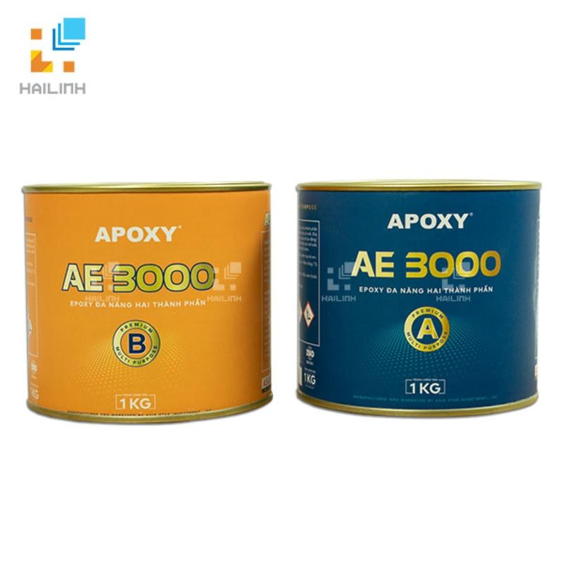 Keo dán gạch Epoxy AE- 3000
