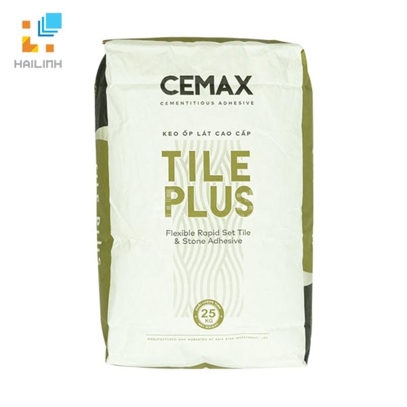 Keo Dán Gạch Tile-Plus