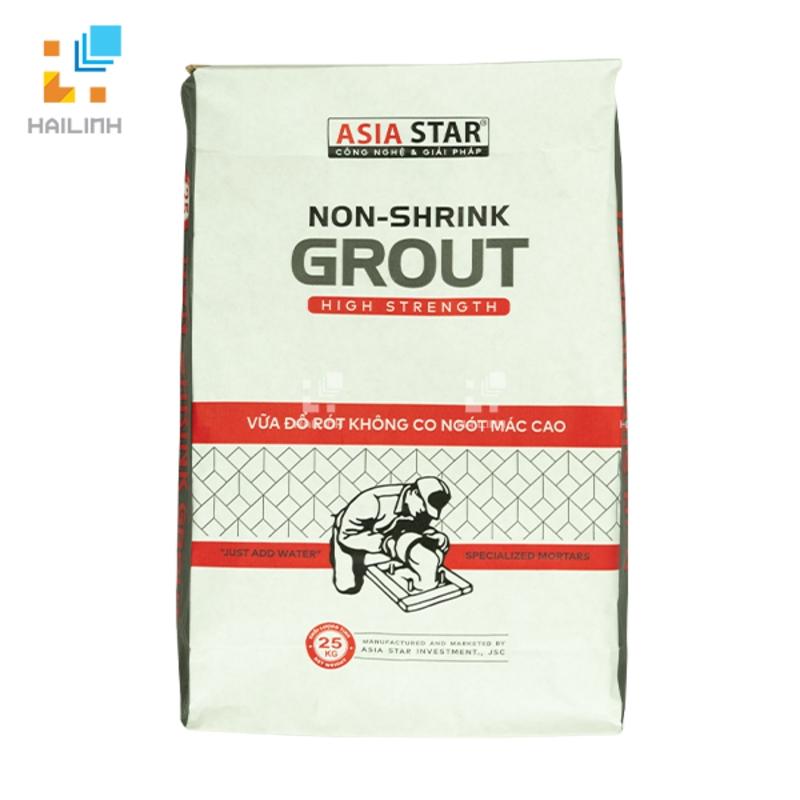 Vữa đổ rót không co ngót mác cao Non Shrink Grout