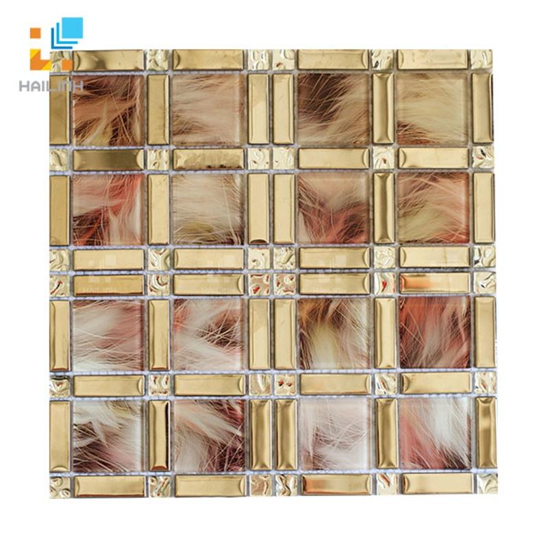 Gạch Mosaic HLMST330417