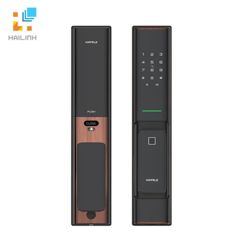 Khóa điện tử Hafele 912.05.695