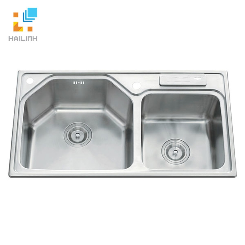 Chậu rửa bát inox Giovani MODEL-GS-8448-PM