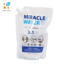 Nước kiềm tẩy rửa đa năng Miracle water túi 1 lít