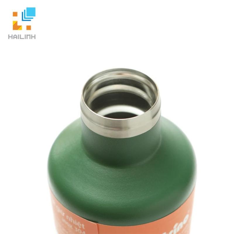 Chai giữ nhiệt inox Trino 500D