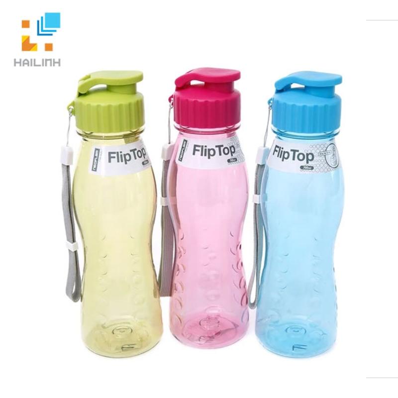 Chai nước Fliptop 700ml