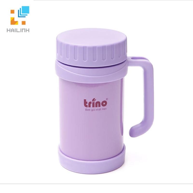 Bình giữ nhiệt Inox có tay cầm Trino