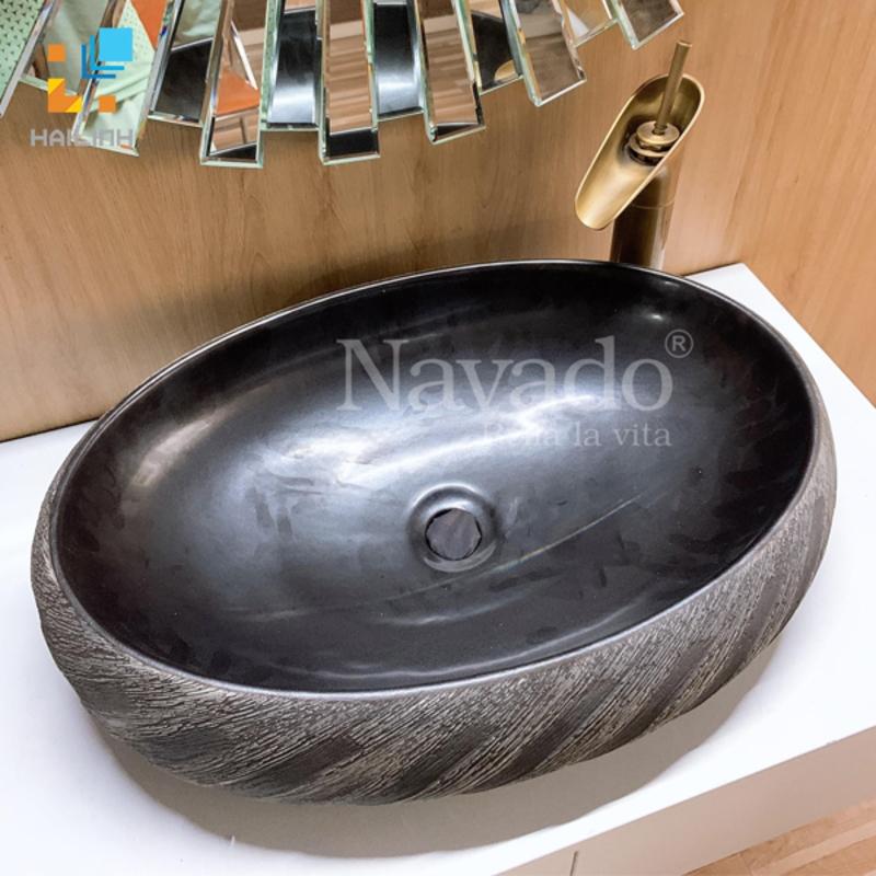 Chậu rửa đặt bàn Navado HLNAD00372
