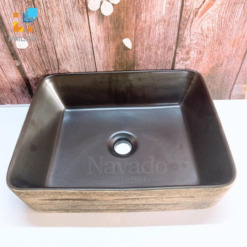Chậu rửa đặt bàn Navado HLNAD00373