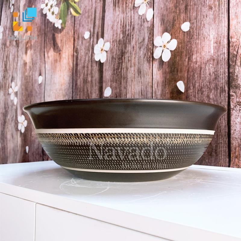 Chậu rửa đặt bàn Navado HLNAD00374