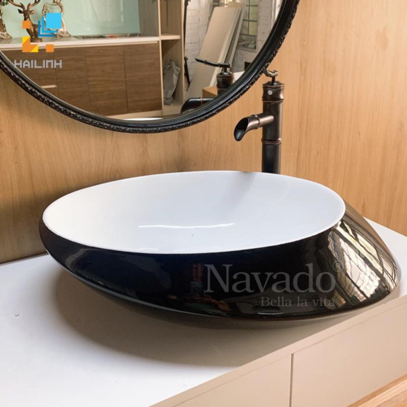 Chậu rửa đặt bàn Navado HLNAD00378