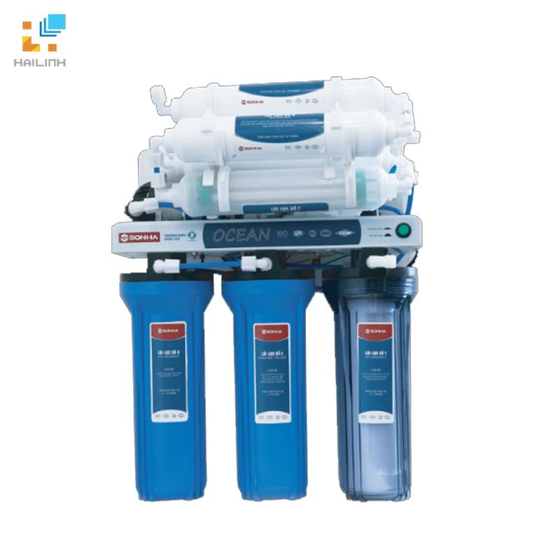 Máy lọc nước RO Ocean 8 (Không vỏ)