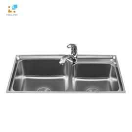 Chậu rửa bát inox Sơn Hà S.80.D.2.3