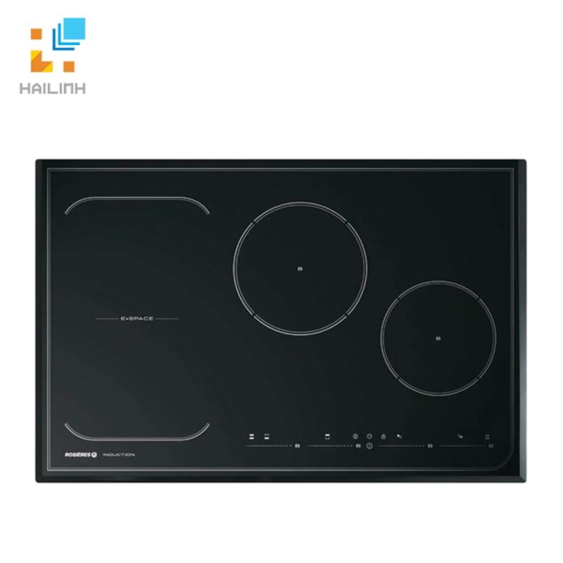 Bếp từ không giới hạn vùng nấu Rosieres RFI802