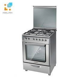 Bếp ga 4 vùng nấu kết hợp lò nướng điện Rosieres RGC6312IN