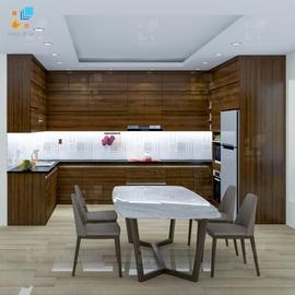 Tủ bếp Belli mẫu 07