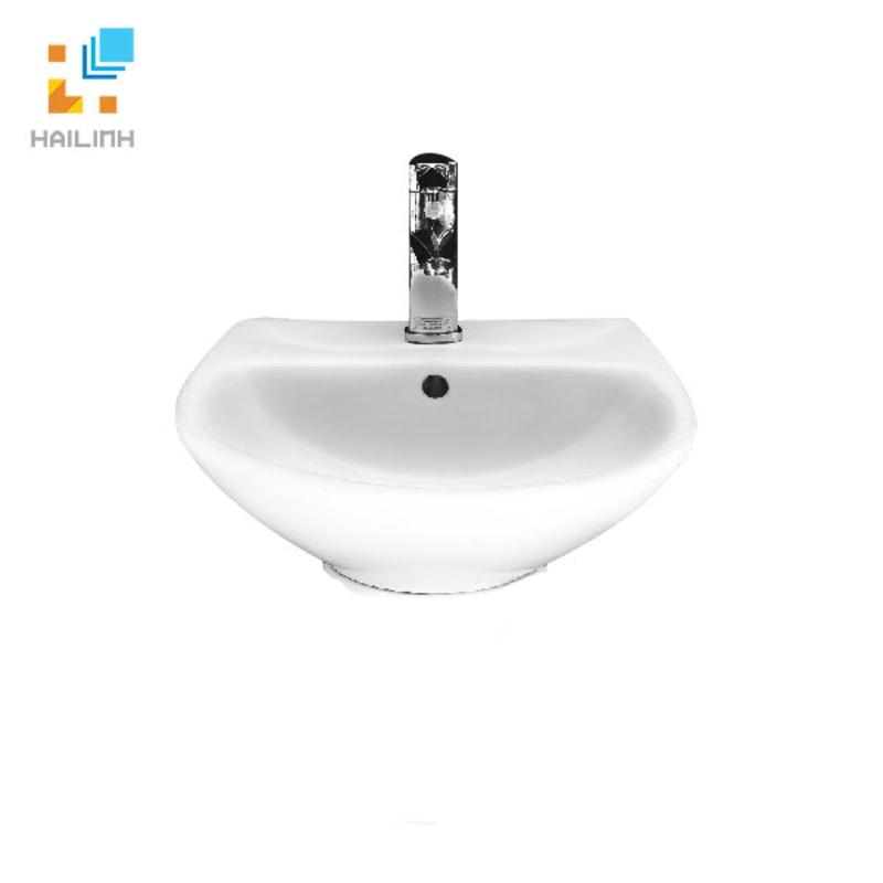 Chậu rửa treo tường Hảo Cảnh HC C102