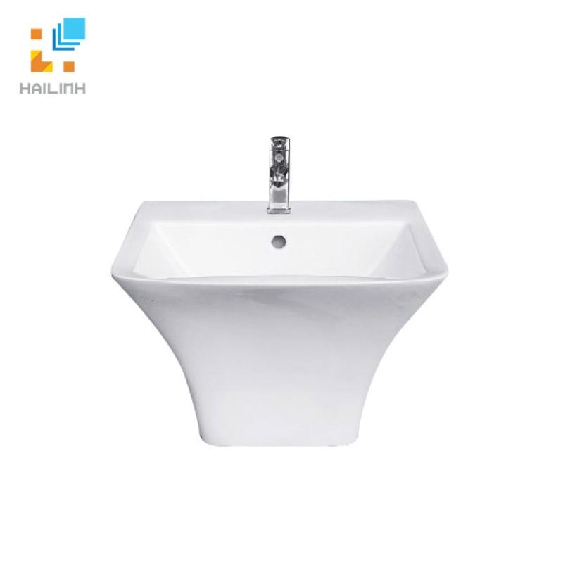 Chậu rửa treo tường Hảo Cảnh HC C309