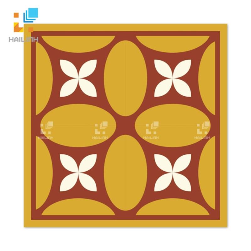 Gạch bông Đồng Tâm D3GB0126Q00-GR1-HO1-RD3
