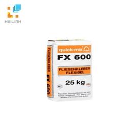 Keo dán gạch QUICK-MIX FX 600