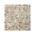 Gạch Mosaic men đá