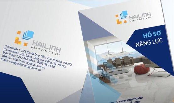 Giới thiệu Showroom Công ty TNHH Kinh doanh Thương mại Hải Linh